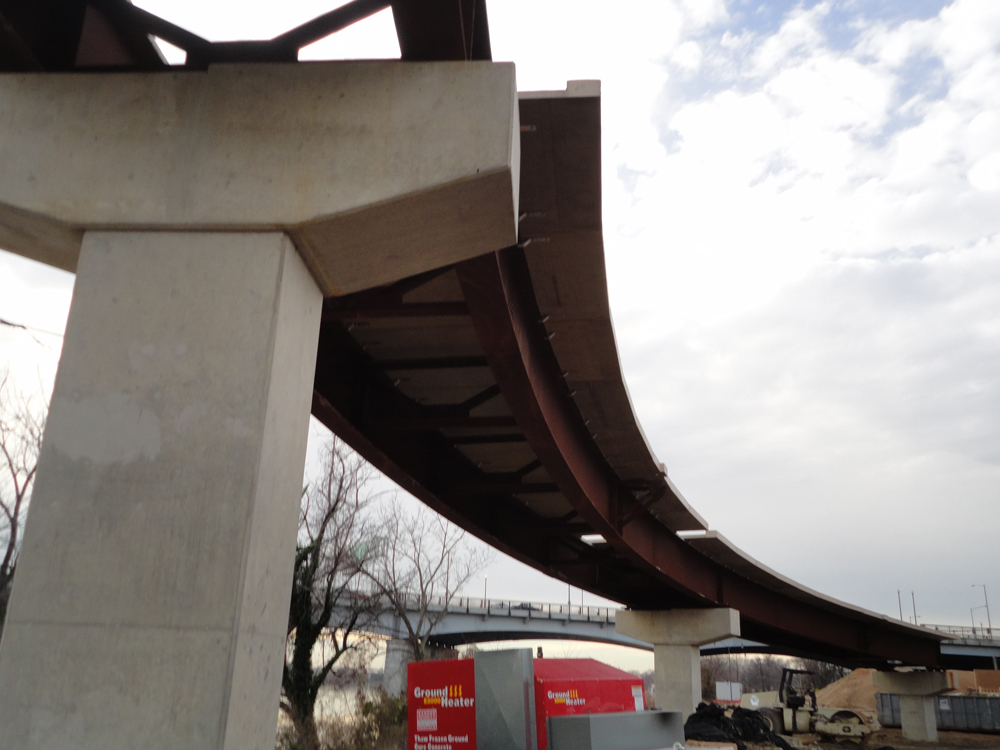 Anacostia West Pedestrian Bridge Project Gallery