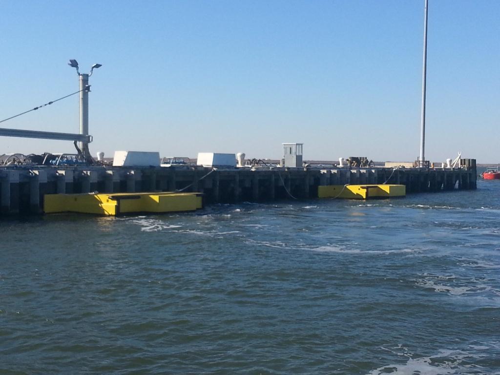 Submarine Camels in water Pier 3 Norfolk, VA