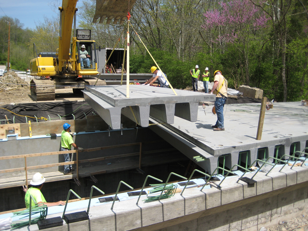 Hamilton County, Ohio Bridge Project Gallery