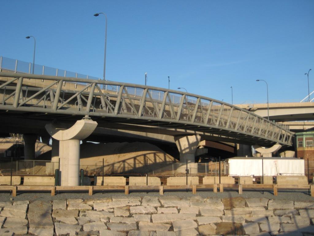 North Bank, Boston Bridge Project Gallery