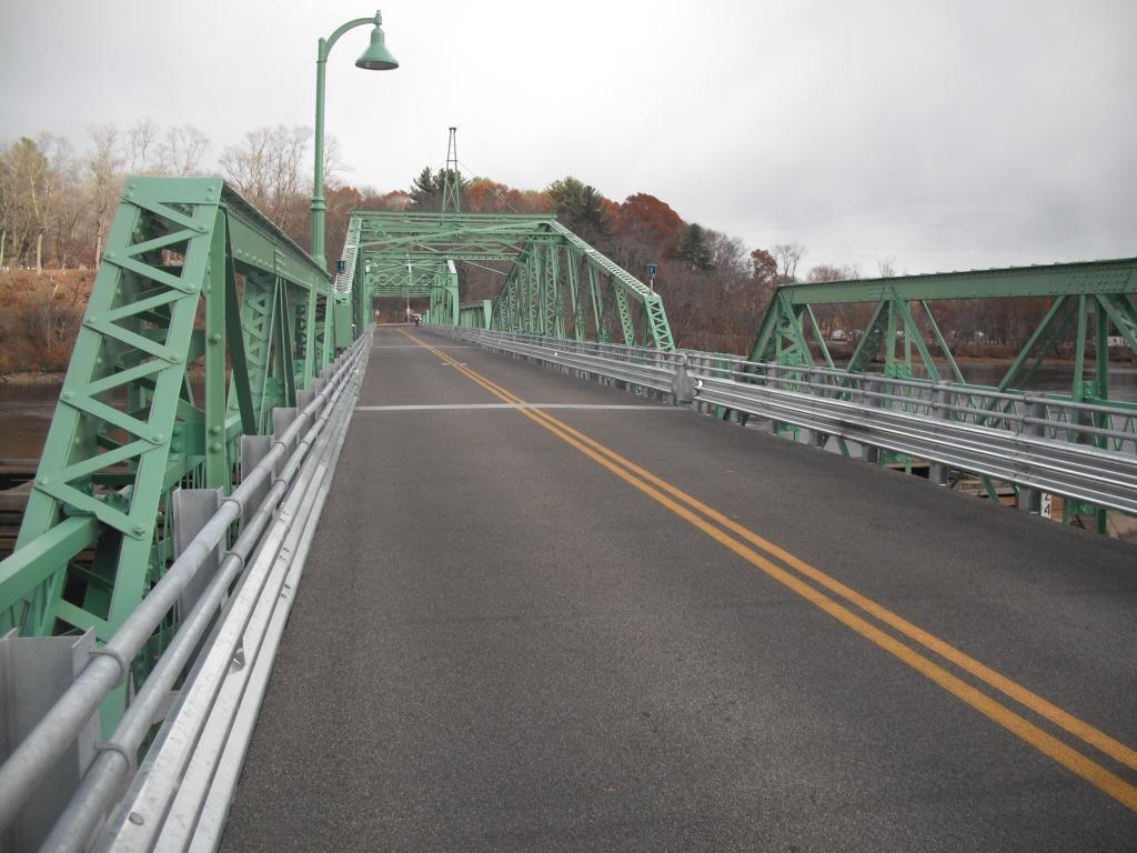Rocks Village Vehicle Bridge Deck Project Gallery