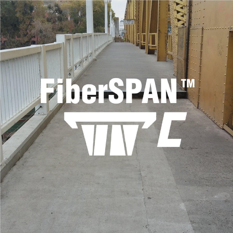 FiberSPAN C Cantilever Pedestrian Bridge