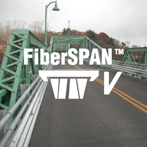 FiberSPAN-V Vehicle Bridge