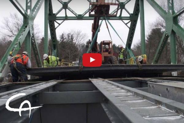 Bridge Deck Videos Link