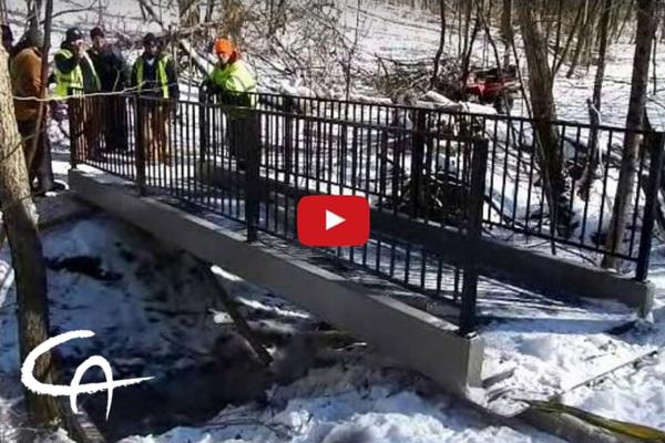 Trail Bridge Videos Link
