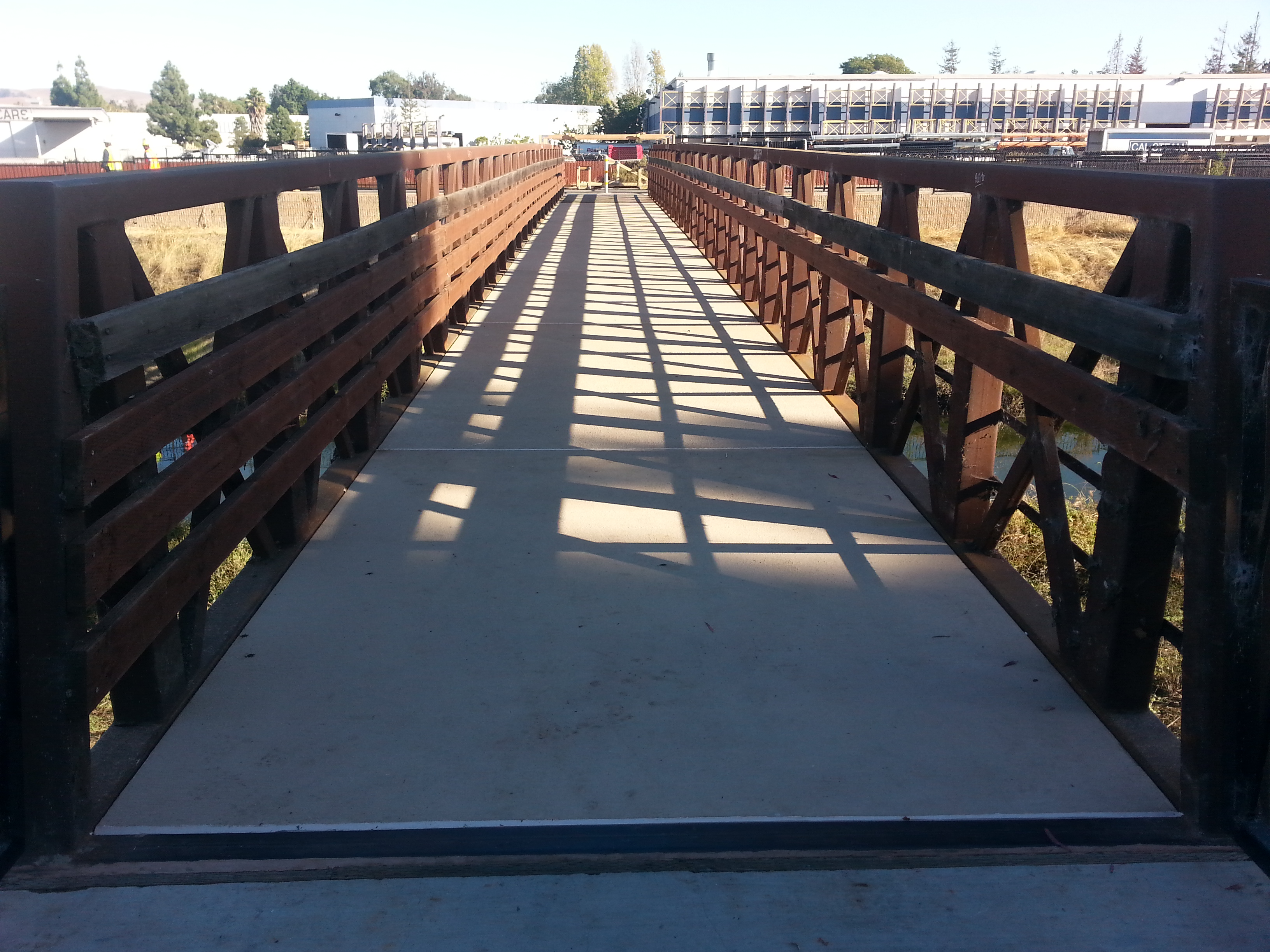 FiberSPAN Decking Replaces Traditional Wood for Two Aging