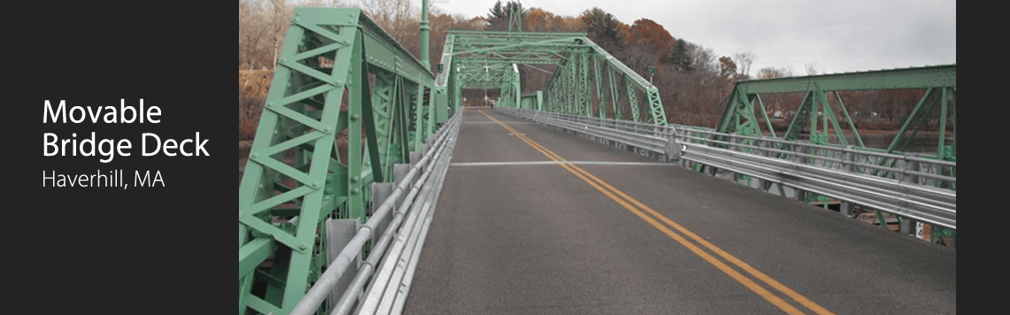 Movable Bridge Deck, Haverhill, MA