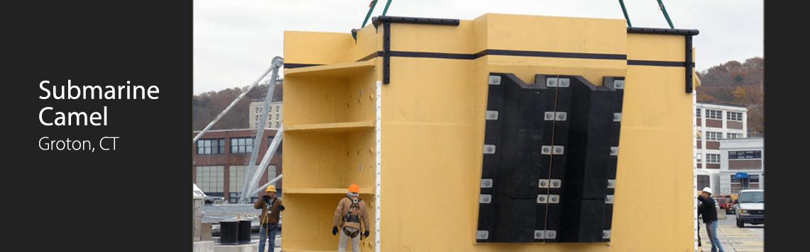 Submarine Camel, Groton, CT